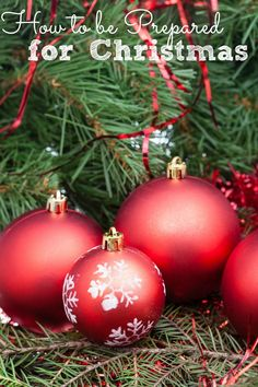 The holidays are fast approaching and now is the time to plan and get organized. We can't make time slow down but we can be ready so we don't have to rush around later.  There are so many things that can be done ahead of time to make the holiday season run smoothly. And...Read More »