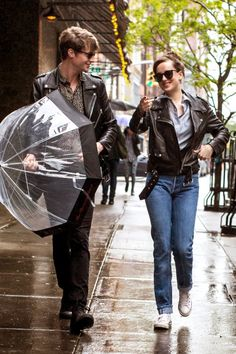 Dakota Johnson and Matt out in NYC - 3 May 2016 Click on for more Candid photos lovefiftyshades.com | twitter | instagram | pinterest | youtube