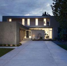 Ocean Park House U2013 Campos Leckie Studio (Vancouver, Canadá) #architecture
