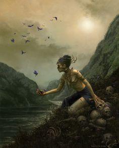 http://fantasy-art-engine.tumblr.com/image/132236958554