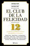 EL CLUB DE LA FELICIDAD. 12 GRANDES PERSONALIDADES EN BUSCA DEL EQUILIBRIO Y LA ARMONÍA     ANTONIO PONT      EDITORIAL PLANETA @Librería Ofican #ebook #libros #ebooksale #ofican http://www.libreriaofican.com/ebook/el-club-de-la-felicidad_E0002511602