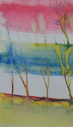 'Abstract Forest' 2014