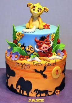 Image result for the lion guard cake ideas