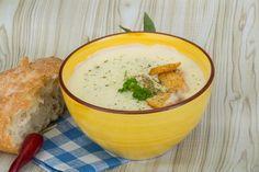 Zupa serowa przepis najsmaczniejszy Cheeseburger Chowder, Hummus, Cantaloupe, Fruit, Ethnic Recipes, Food, Essen, Yemek, Meals