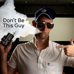 The things #vapers do that people HATE.  http://ift.tt/1OrenHD  #Vaping #Vape #VapeOn #VapeLife #VapeLyfe #vapelifestyle #VapeCommunity #VapingCommunity #ecig #ecigs #ejuice #vapejuice #eliquid #douche #petpeeves #annoying #subohmclub #subohm #vapeporn  Alternatively follow the link in our Bio and click BLOG in the menu to get to this post!