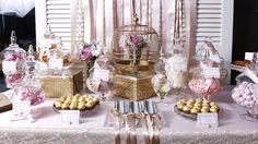 Vintage Lolly Buffet - Style My Celebration