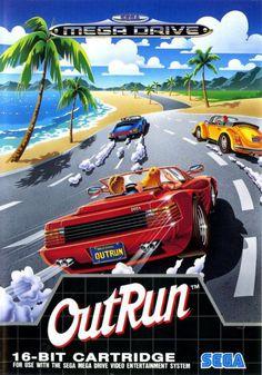OutRun (Mega Drive)
