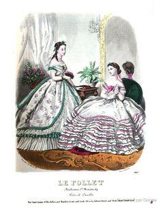 Le Follet, 1863