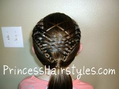 french braid hairstyles | Hairstyles For Girls - Hair Styles - Braiding - Princess Hairstyles
