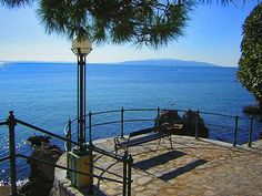 Arrival to Opatija. Accommodation in hotel. Welcome drink and possibility of a nice evening stroll through the town and along the coast. Dinner.