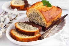 Babka trójkolorowa - I Love Bake Banana Bread, Sweets, Baking, Desserts, Food, Tailgate Desserts, Deserts, Good Stocking Stuffers, Candy