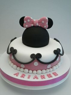 Más tamaños | Torta Orejitas Minnie | Flickr: ¡Intercambio de fotos!