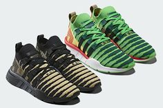 The Dragon Ball Z x adidas EQT Support Mid ADV Shenron is part of the adidas  Originals x Dragon Ball Z Collection inspired by the character Shenron. de0bd44c9