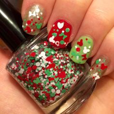 All New Mickey Inspired Holiday Nail Polishes, and Much More!
