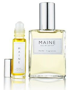 A CUP OF JO: Maine perfume