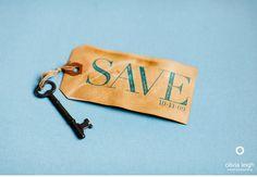the key unlocks the invitation later?