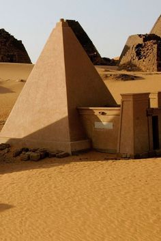 Sudan's Meroe Pyramids Are Just As Spectacular As The Ones You'll Find In Egypt