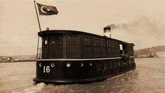 Büyükada Vapuru,1883.