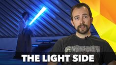 How to make lightsaber videos