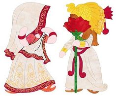 Sunbonnet Sue In Egypt and India Release Delayed - http://www.seamstobesew.com/sunbonnet-sue-in-egypt-and-india-release-delayed/