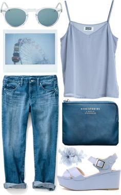 """Lilac"" by respira on Polyvore"