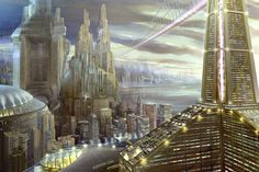 - Goldfrapp - Utopia ( dystopia more likely, new world dis-order ,lol) Future City, Bauhaus, Utopian Society, Sci Fi City, Steampunk, The Giver, Futuristic City, The Future Is Now, Famous Architects