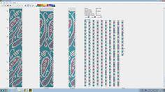 15 around tubular bead crochet rope pattern Crochet Bracelet Pattern, Crochet Beaded Bracelets, Bead Crochet Patterns, Bead Crochet Rope, Beaded Jewelry Patterns, Peyote Patterns, Beading Patterns, Beaded Crochet, Bracelet Patterns