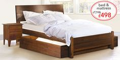 Siesta bed & mattress