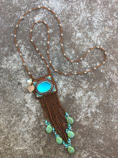 Hey, I found this really awesome Etsy listing at https://www.etsy.com/il-en/listing/288717751/desert-bloom-beadwork-necklace-bead