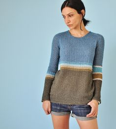 Knitting Patterns Ravelry Orza Pullover by La Maison Rililie on ravelry. This is going to be a '… Crochet Stitches Patterns, Knitting Patterns Free, Baby Knitting, Stitch Patterns, Knitting Designs, Knit Crochet, Ravelry Crochet, Crochet Clothes, Colors