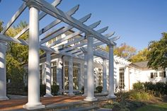 Customizing A Classic - traditional - exterior - baltimore - Penza Bailey Architects