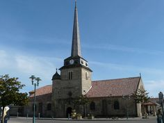 Eglise de Saint Jean de Monts . Pays-de-la-Loire