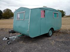 Caravan by ewenbrown, via Flickr