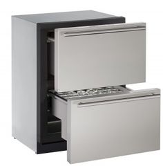 "3024DWR 24"" Solid Refrigerator Drawers"