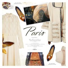 """""""I Love Paris In the Fall"""" by monazor ❤ liked on Polyvore featuring Chloé, See by Chloé, Jimmy Choo, Chloe + Isabel, My Bob, womenfashion, chloe, falloutfit, romanticstyle and fallgetaway"""