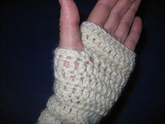Crochet-To-Go Arm Warmer Pattern