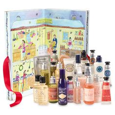 L'Occitane never disappoints when it comes to holiday beauty gifts, and this year, their L'Occitane Holiday 2016 Advent Calendar  is no...