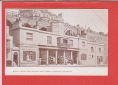Brighton Royal Chain Pier Bazaar and Camera Obscura in Collectables, Postcards… Brighton Sea, Brighton And Hove, Postcards For Sale, Vintage Postcards, Old Pictures, Old Photos, Camera Obscura, Local History, East Sussex