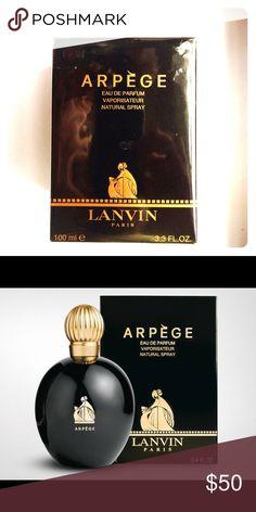 Arpege By Lanvin Arpege Eau de Parfum spray 3.3 FL OZ Lanvin Other