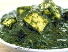 Palak Paneer #Indian # vegetarian
