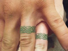 celtic designs ring tattoos - Google Search