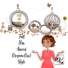 Origami Owl Fall Collection is Here