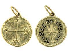 #ericamolinari #yellowgold #pendant
