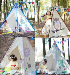 Muslin Kids Tent with Door Ties Teepee Play Tent Tipi Wigwam or Playhouse Pick your Muslin by Theteepeeguy on Etsy | For the Kiddos | Pinterest | Teepee ... & Muslin Kids Tent with Door Ties Teepee Play Tent Tipi Wigwam or ...