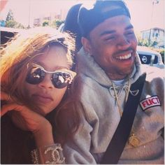 Rihanna and Chris Brown - again together