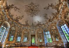 French Rococo Interior | Master Bedrooms: French Rococo vs. Indian Temple | Interior Designer ...