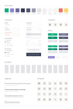 Style Guide for Web App – SiteUp
