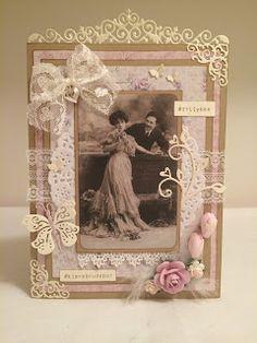 Heidis kortlagingsblogg: Bryllupskort