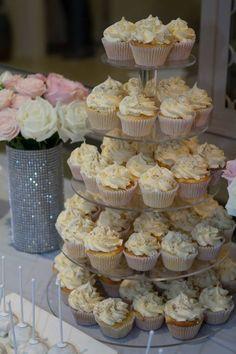 I'm sensing a theme here... mini cupcakes, take 3!