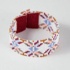 Native Bows Bead Loom Friendship Bracelet Bohemian door PuebloAndCo